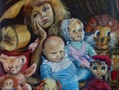 Произведения Искусства >> Francis Ketele >> Куклы