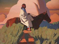 Logan Maxwell Hagege   Desert VisionsSouthwest Art Magazine   Southwest Art Magazine