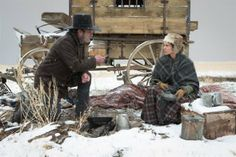 Stills from Tommy Lee Jones' 'The Homesman'
