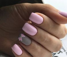 61 Ideas For Shellac Pedicure Designs Summer Nail Art Simple, Simple Nail Designs, Nail Art Designs, Nails Design, Design Art, Design Ideas, Toe Nails, Pink Nails, Pink Manicure