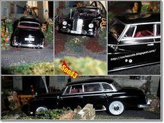 Son43: Mercedes 300 D limousine