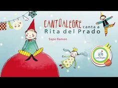 Sapo Ramon - Cantoalegre - Canta a Rita del Prado - CA - YouTube