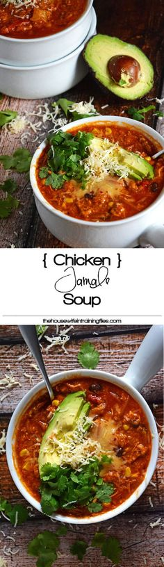 Chicken Tamale Soup is a full on spice with a slight sweetness much like your favorite tamale! Comes together quickly and is naturally gluten free so there is no guilt with this soup! #healthy #glutenfree #mexicanfood