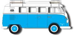 Surf in Portugal | Surf Guide app | Hire a vintage VW Campervan for surf trip in Portugal