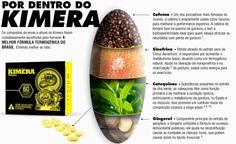 Kimera é ideal para quem deseja aumento da disposição, da performance física e, principalmente, da queima de gordura corporal.