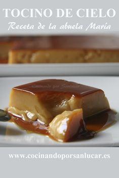 Flan Recipe, Barbacoa, Custard, Food To Make, Panna Cotta, French Toast, Sweet Treats, Cheesecake, Yummy Food