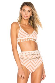 c95cd1ec252 Shop for Tularosa Elias Top in Blush Stripe at REVOLVE. Free day shipping  and returns