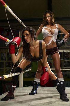 sport girlongirl