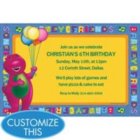 ea2f63c2d0604e0ed286d51f1dcf4900 nd birthday barney birthday party baby bop and barney birthday invitation google search my,Barney Birthday Invitations Free