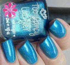 SOLD Too Fancy Lacquer - Bejeweled