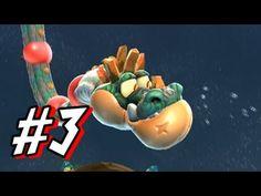 Let's Play Super Mario Galaxy 2  Part 3