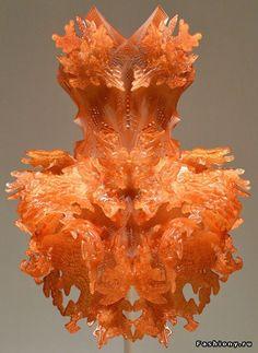 Iris van Herpen, Manus x Machina at the Metropolitan Museum of Art, NYC