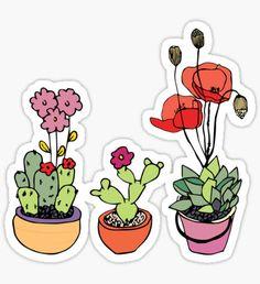 Botanical Wonder Sticker