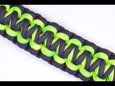 "Make the ""Gorilla Knot"" Paracord Survival Bracelet - DIY - BoredParacord - YouTube"