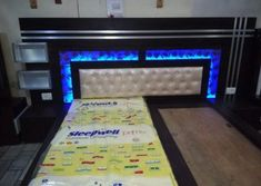 Wood Bed Design, Bedroom Bed Design, Bedroom Furniture Design, Wood Bedroom, Wood Furniture Legs, Bed Furniture, Ladder Chair, Pooja Room Design, Carpenter Work