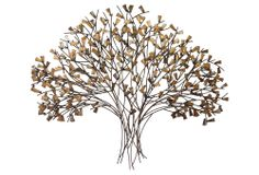 One Kings Lane - Mad for Midcentury - Tree of Life Wall Sculpture
