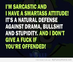 85 Best smartass quotes images in 2019 | Quotes, Funny ...