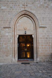 SecretCyprusTravel: The Holy body of Saint Neofytos Egklistos, Pafos.  Read more at www.secretcyprustravel.blogspot.com