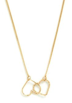 I bought this necklace at forever 21 for $1.50!! Its $10 @ modcloth! Stupid overpriced crap!