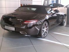 Should be illegal for a car to be THAT gorgeous. SLS AMG.