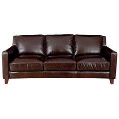Leather Sofas Preston Leather Sofa