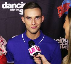 Olympic figure skater Adam Rippon told Us Weekly all about the moment he met Britney Spears at the GLAAD awards — watch! Figure Skating Olympics, Adam Rippon, Skater Boys, Dancing With The Stars, Ice Skating, Britney Spears, Cute Guys, Deodorant, Confessions