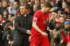 Brendan Rodgers says influence of Steven Gerrard must not be lost forever