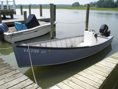 Free Flat Bottom Skiff Plans - WoodWorking Projects & Plans