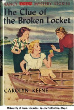 The clue of the broken locket :: Mildred Wirt Benson Collection