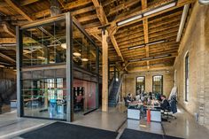 Built in 1887 as a Michigan Central Railroad steam locomotive repair shop, The Roundhouse is home to...