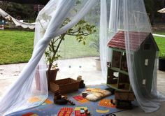 let the children play: indoor learning environment