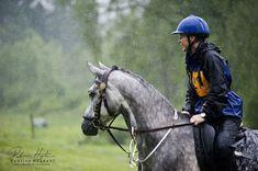 "Beautiful raindy day ride shot - ""Rainy Ride II"" by Colourize.deviantart.com"