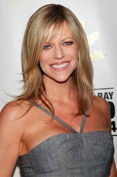 Kaitlin Olson-perfect hair!