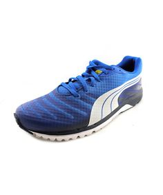 PUMA Puma Faas 300 V3 Men  Round Toe Synthetic Blue Running Shoe'. #puma #shoes #sneakers