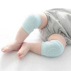 Horoshop Baby Knee Pad for Crawling,Infant Toddlers Baby Leg Warmer Knee Support Protector