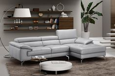 Nicoletti arredamento ~ Marisol sectional sofa by nicoletti in taupe by j m sectional