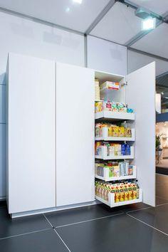 Verander de bijkeuken in een Storage Heaven