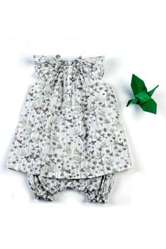 Anais & I   Collections   Anaïs BABY   Spring-Summer 2013   Simple clothes designed, tested and approved by children