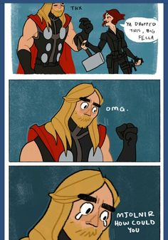 Mjolnir how could you!