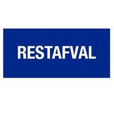#Pictogrammen / #Recycling / #Restafval