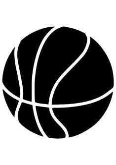 Basketball Clip Art Black And White Basketball Clipart, Free Basketball, Basketball Tricks, Xavier Basketball, Basketball Court, Basketball Party, Basketball Boyfriend, Basketball Drawings, Basketball Tattoos