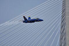 Blue Angels in Charleston, SC