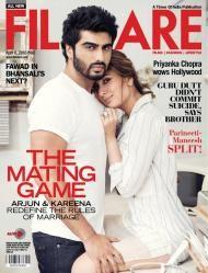 Magazine Covers,ki & ka,arjun kapoor,Kareena Kapoor Khan