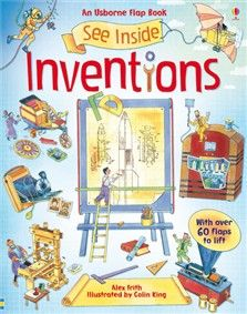 See inside invention--free linked online resources