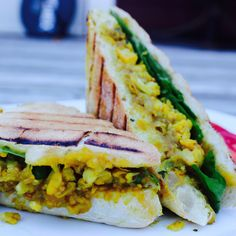 These paninis areabsolutely exploding with a sweet and spicy combination of Indian inspired flavour. If that's your thing and you are not a lover of bland and boring, these are for you. I of…