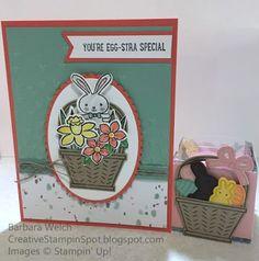 Creative Stampin' Spot: Stampin Friends Easter Blog Hop