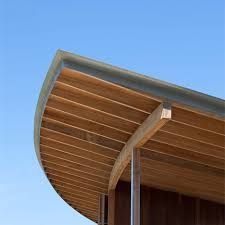 Image result for curved zinc roof, australia