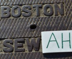 23 Terms People From Boston Use
