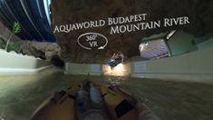 Aquaworld Budapest Mountain River (right) VR POV Onride Water Slides, Vr, Budapest, Mountain, Mountaineering