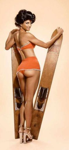Apologise, vintage ebony pinups absolutely agree